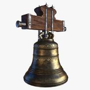 Dzwon kościelny 3d model
