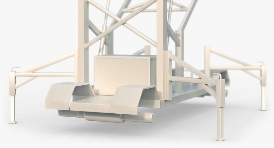 Wieża Skywatch royalty-free 3d model - Preview no. 25