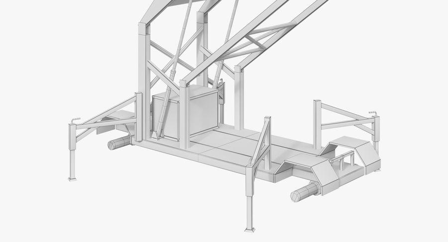 Wieża Skywatch royalty-free 3d model - Preview no. 33