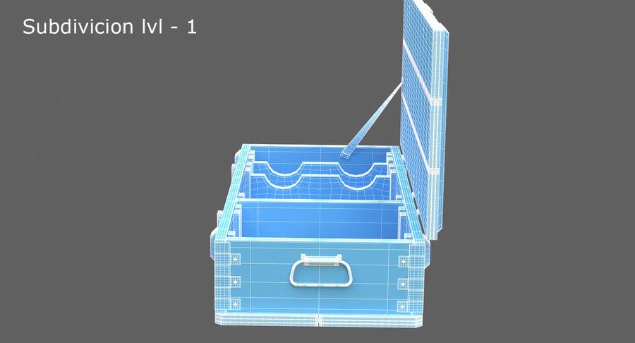 弾薬箱 royalty-free 3d model - Preview no. 33