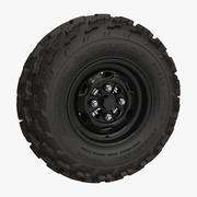 ATV Wheel 3d model