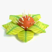 Alien Plant 5 3d model
