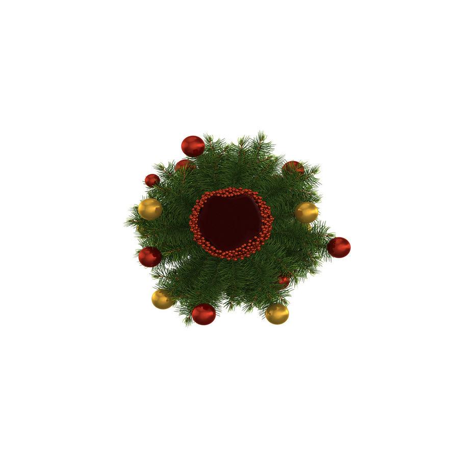 Sapin de Noël royalty-free 3d model - Preview no. 9