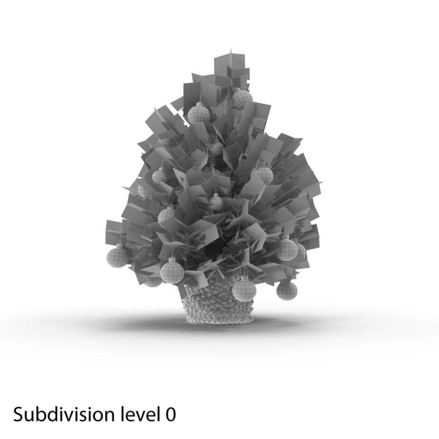 Sapin de Noël royalty-free 3d model - Preview no. 11