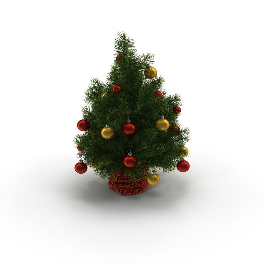 Sapin de Noël royalty-free 3d model - Preview no. 4