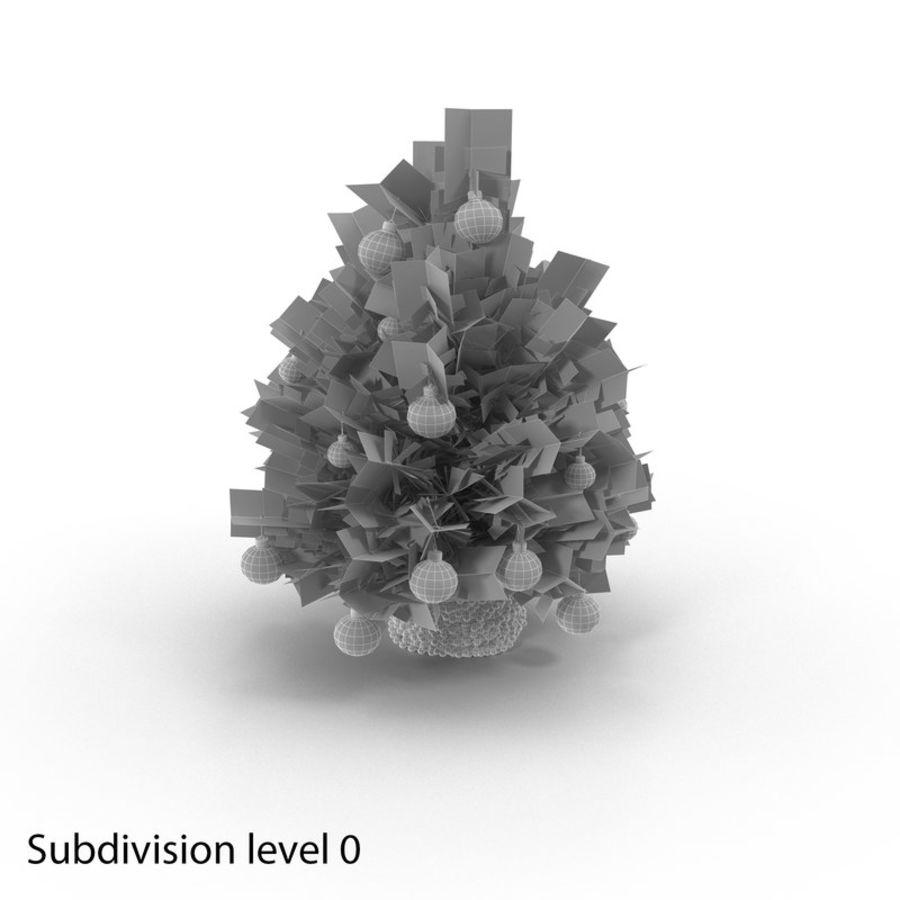 Sapin de Noël royalty-free 3d model - Preview no. 10