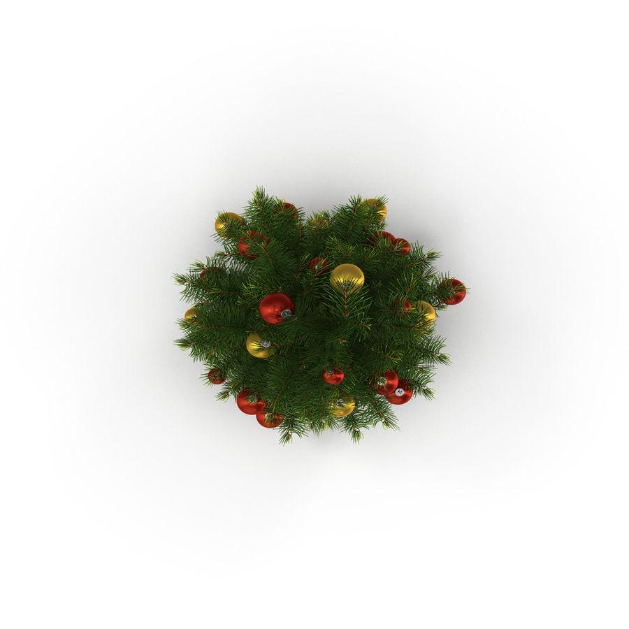 Sapin de Noël royalty-free 3d model - Preview no. 3