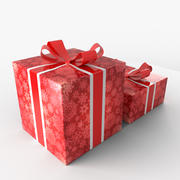 Настоящее рождество 3d model