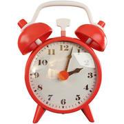 Alarm Clock Red 3d model