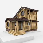 木原木休息室 3d model