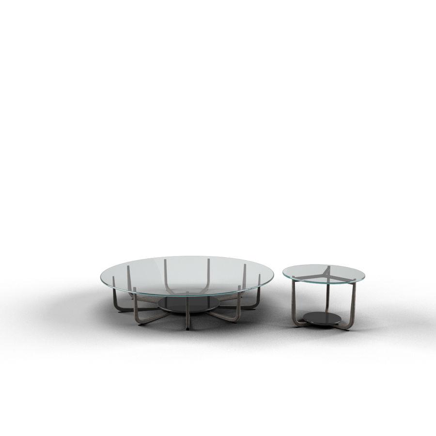 Nowoczesny stół do salonu royalty-free 3d model - Preview no. 1