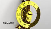 Relógio 3d model