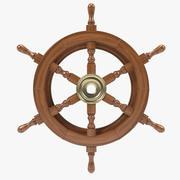 배의 투구 3d model