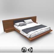 Bed01 3d model