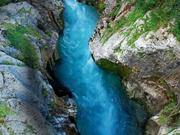Floden i Slovenien 3d model