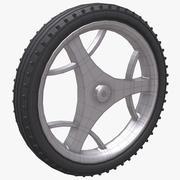 车轮11 Velo 3d model