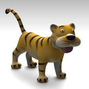Lion Games (1) 3d model