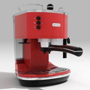 咖啡机 3d model