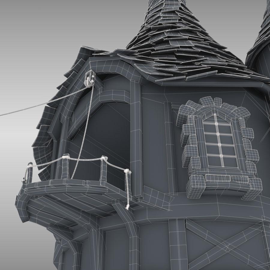 タワー royalty-free 3d model - Preview no. 15