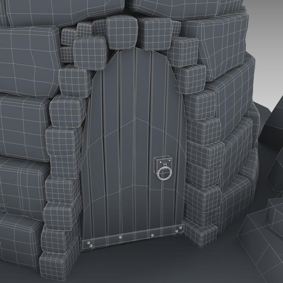タワー royalty-free 3d model - Preview no. 14