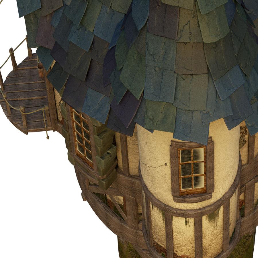 タワー royalty-free 3d model - Preview no. 7