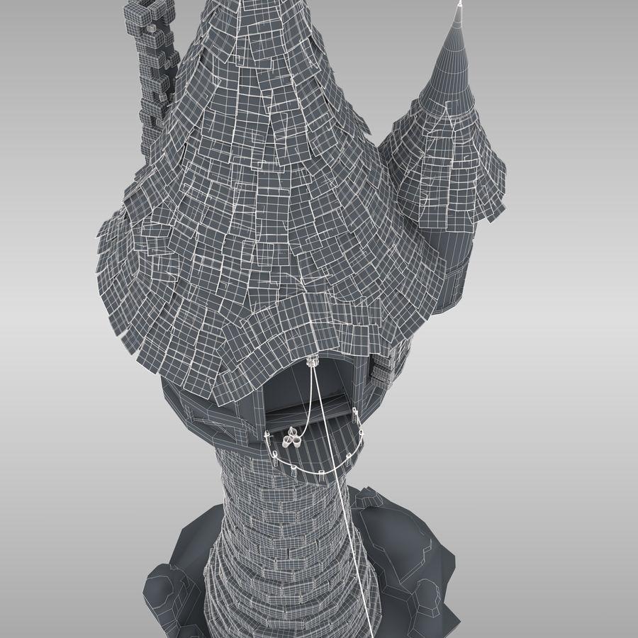 タワー royalty-free 3d model - Preview no. 16