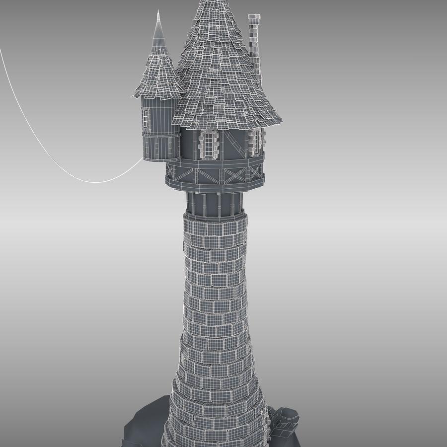 タワー royalty-free 3d model - Preview no. 13