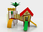 Monkey Playland 3d model