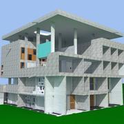 Shodan House 3d model