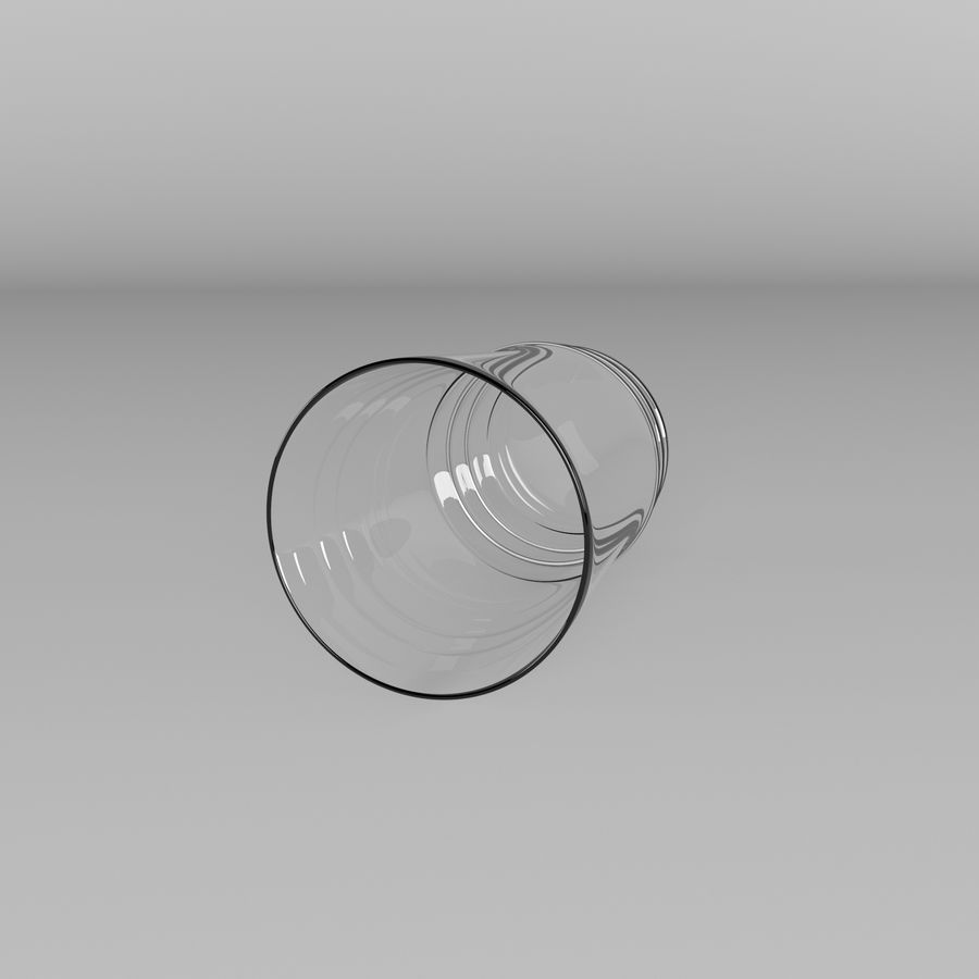 Glas royalty-free 3d model - Preview no. 4