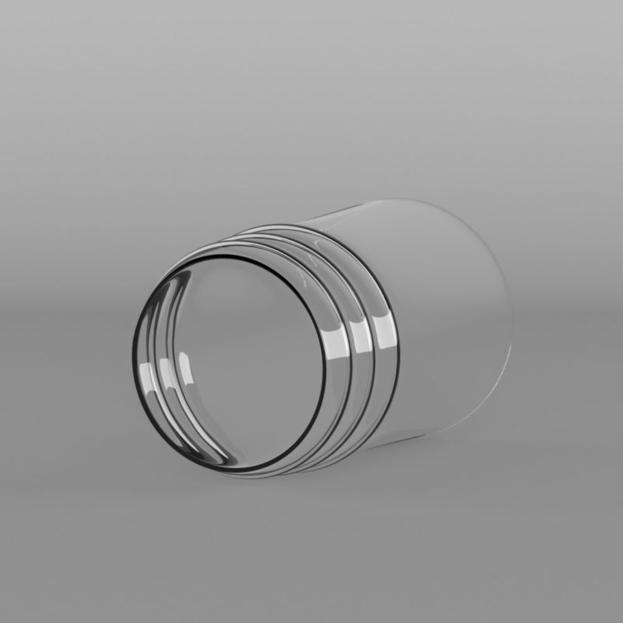 Glas royalty-free 3d model - Preview no. 7