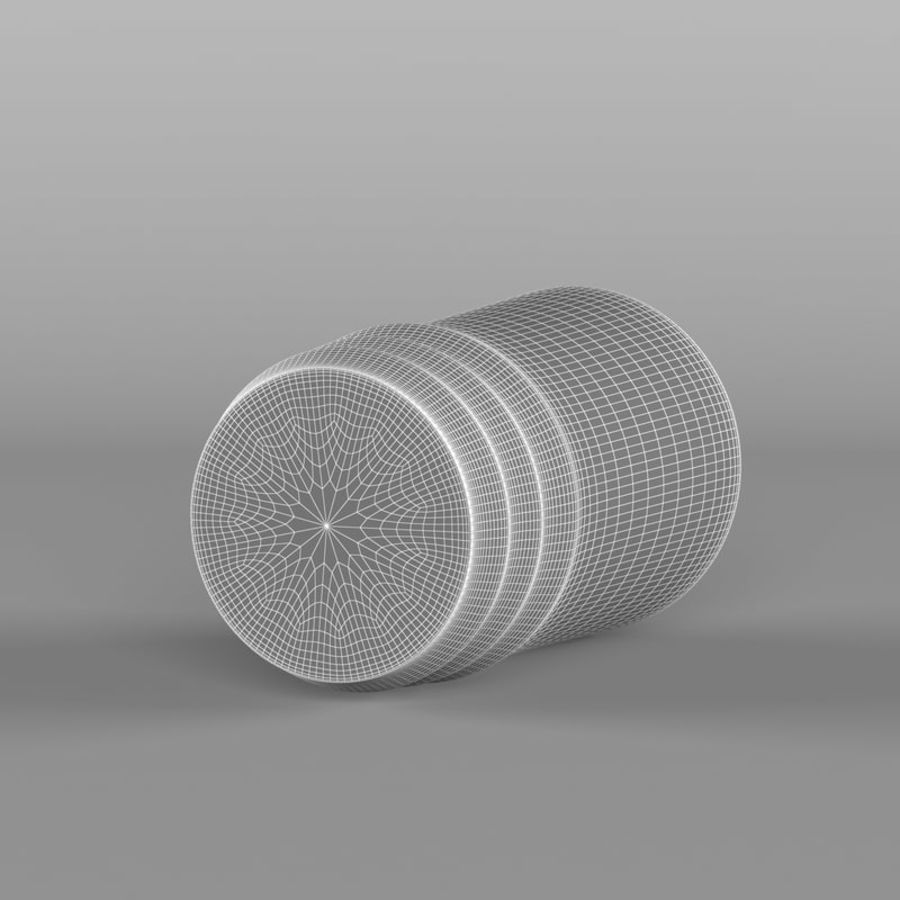 Glas royalty-free 3d model - Preview no. 11