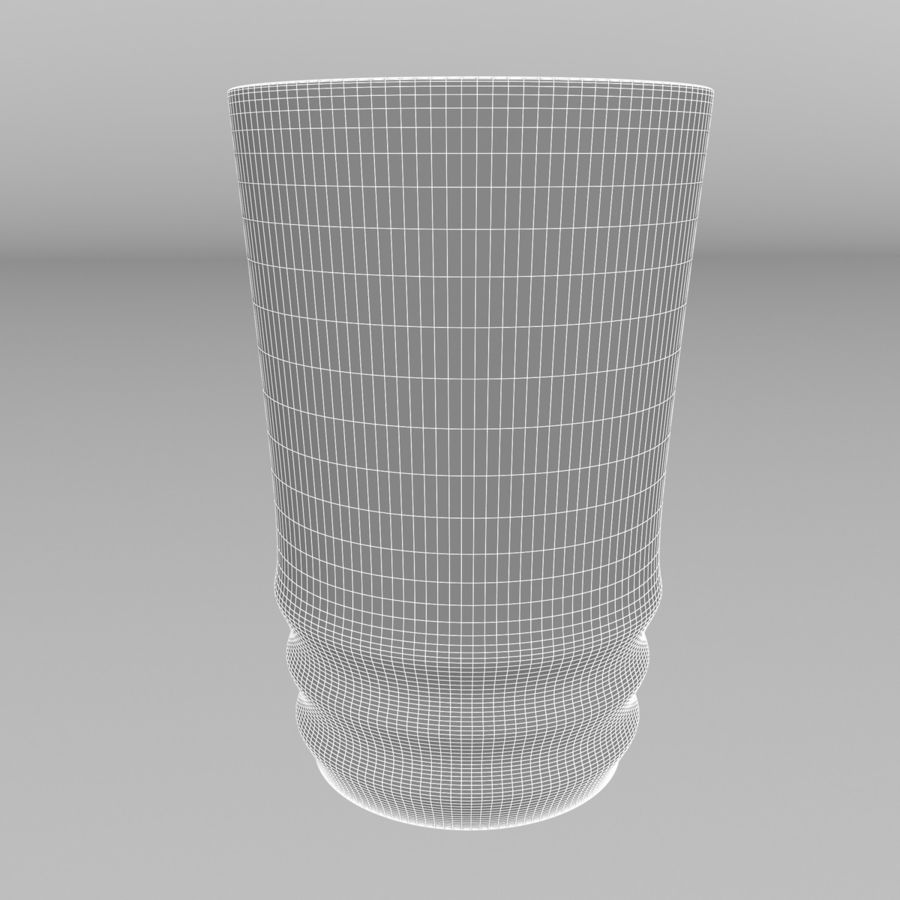Glas royalty-free 3d model - Preview no. 10