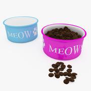 Cat Bowl 3d model