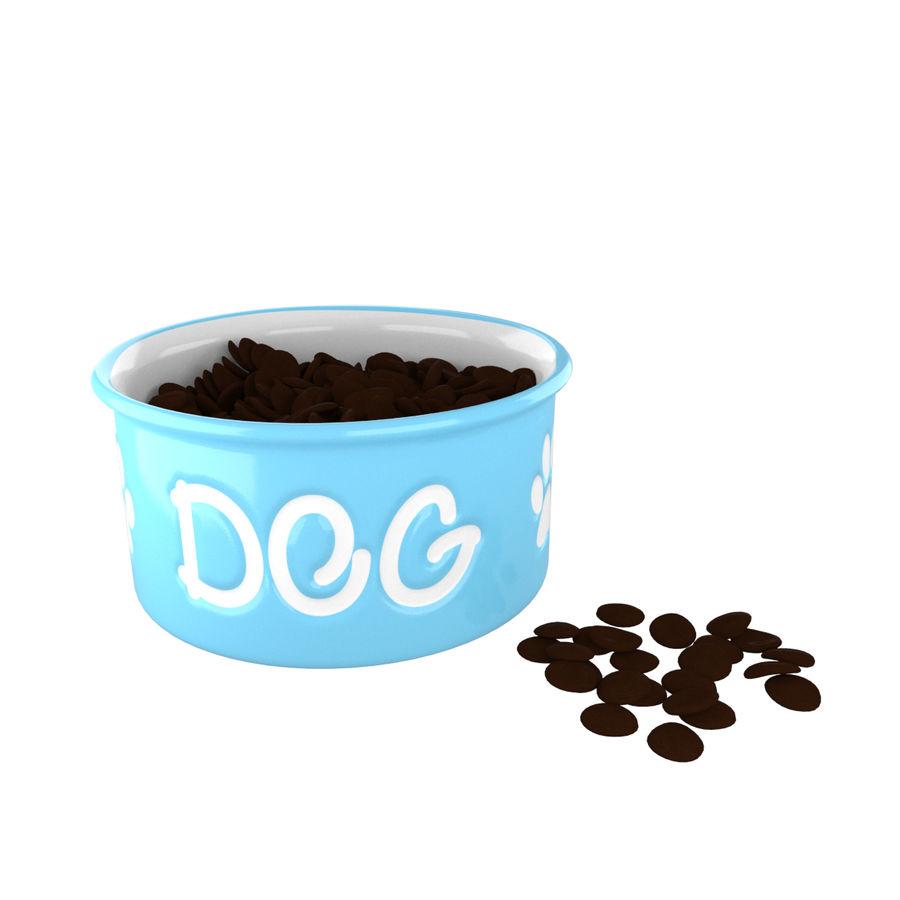 Dog Bowl royalty-free 3d model - Preview no. 2