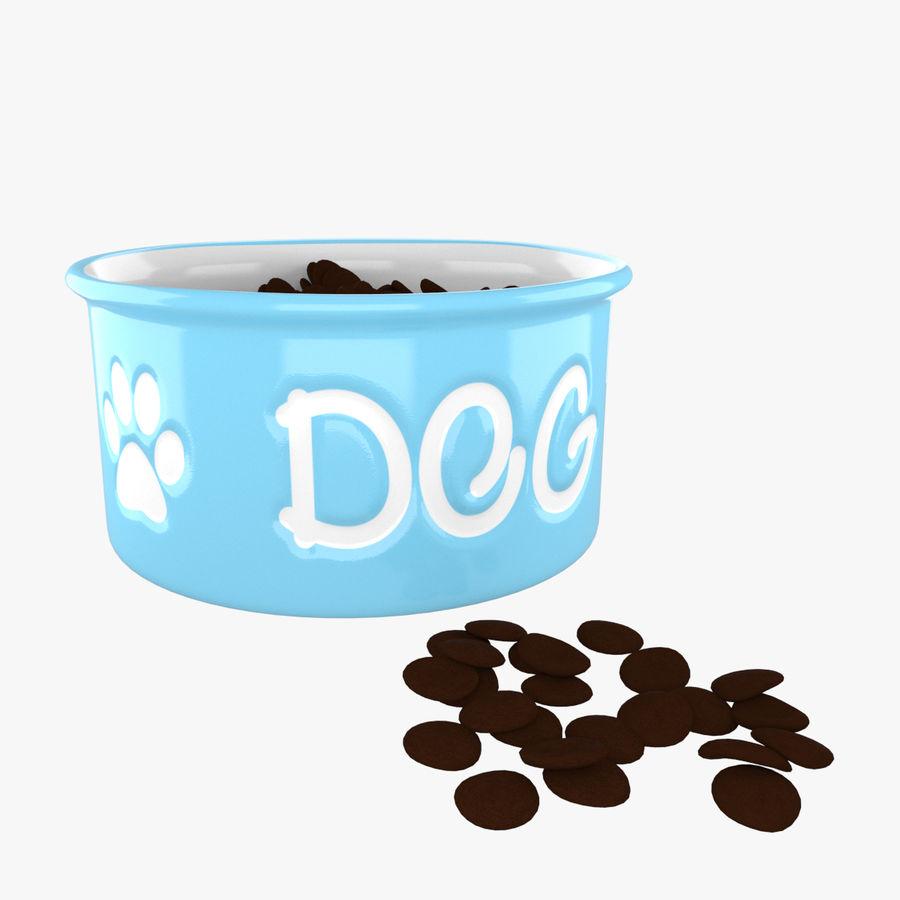 Dog Bowl royalty-free 3d model - Preview no. 1