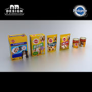 Pedigree products choice 2016 3d model