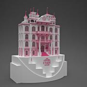 Dollhouse 3d model