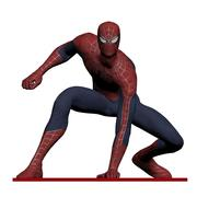 Человек-паук 3d model