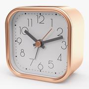 Analog Alarm Clock 02 3d model