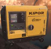 generator Kipor 3d model