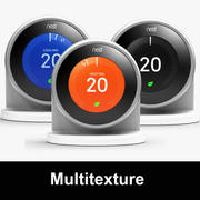 Nest  Learning  Thermostat 3d model