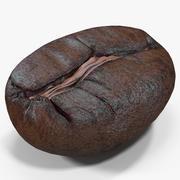 Жареный кофе в зернах 6 3d model