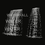 Waterfall 3d model