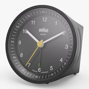 Analog Alarm Clock 03 3d model