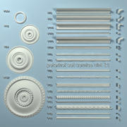formowanie petergof Cięcie 21 3d model