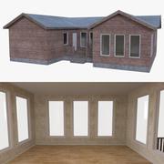인테리어가 가득한 집 2 3d model