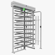 Barrier Gate 3d model