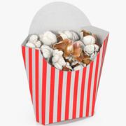 Popcorn 6 3d model