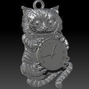 charme Cheshire Cat 3d model